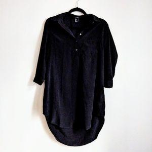 Forever 21 Dresses - Forever 21 Black Shirt Dress